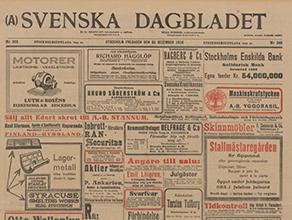 Dagstidningar hojer priset